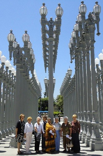 fun day out - l. a. county museum of art